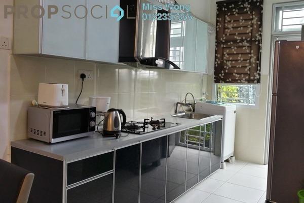 For Rent Terrace at Desaru Utama, Kota Tinggi Freehold Fully Furnished 4R/4B 2.5k