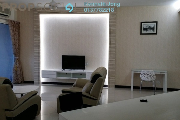 For Rent Condominium at BU1, Bandar Utama Freehold Fully Furnished 4R/4B 5.8k