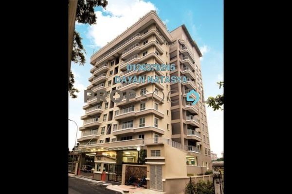For Sale Condominium at Seri Titiwangsa, Titiwangsa Freehold Semi Furnished 4R/3B 690k