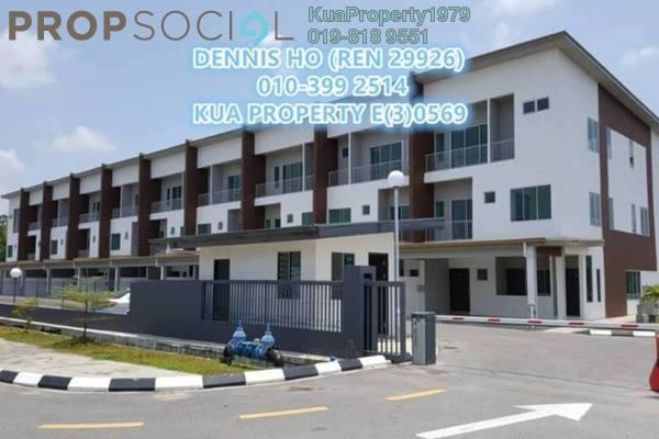 For Rent Townhouse at Batu Kawa, Kuching Freehold Unfurnished 3R/2B 750translationmissing:en.pricing.unit