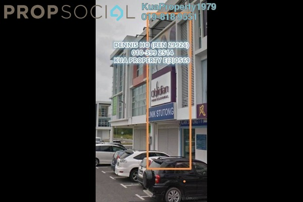 For Sale Shop at Tabuan Laru, Kuching Freehold Unfurnished 0R/0B 160k