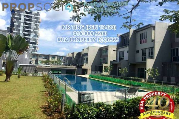 For Sale Townhouse at Academia Lane, Kota Samarahan Freehold Unfurnished 5R/3B 650k