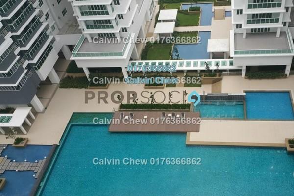 For Sale Condominium at The Regina, UEP Subang Jaya Freehold Unfurnished 3R/0B 470k