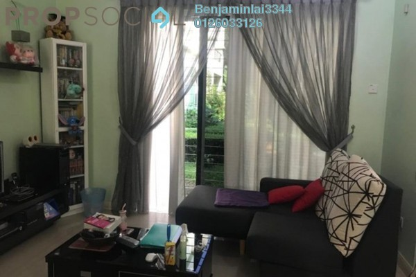 For Sale Terrace at Adora, Desa ParkCity Freehold Semi Furnished 3R/3B 1.8m