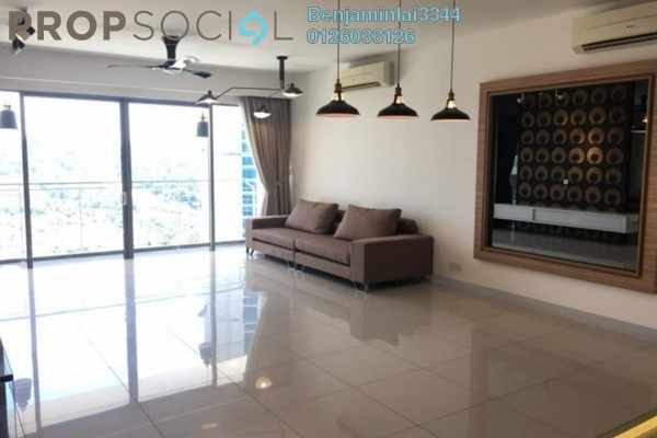 For Rent Condominium at The Westside One, Desa ParkCity Freehold Semi Furnished 2R/2B 4.7k