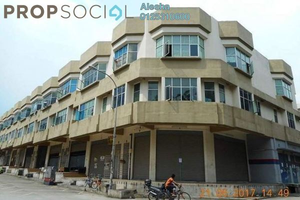 For Sale Shop at Rawang Integrated Industrial Park, Rawang Freehold Unfurnished 0R/0B 691k