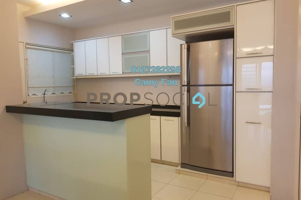 For Sale Condominium at Platinum Lake PV12, Setapak Freehold Fully Furnished 4R/2B 538k