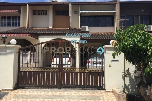 For Sale Superlink at Taman Delima, Cheras Freehold Semi Furnished 4R/3B 678k