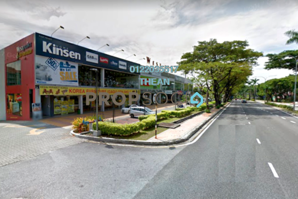 For Rent Shop at BU12, Bandar Utama Freehold Unfurnished 0R/2B 25k