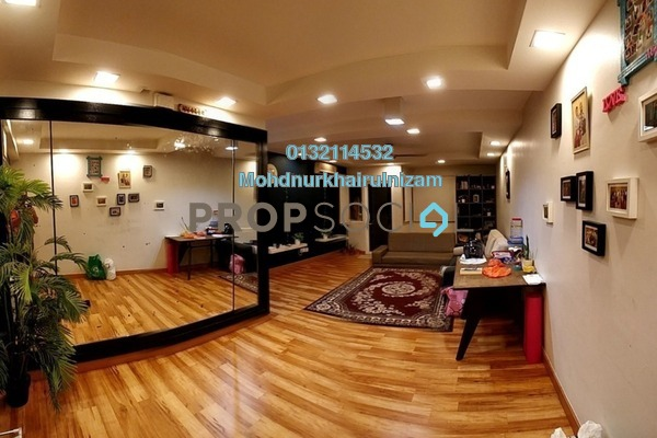 For Sale Condominium at Perdana Exclusive, Damansara Perdana Freehold Fully Furnished 2R/2B 360k