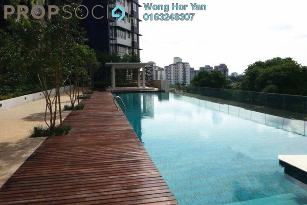 For Rent Serviced Residence at Residence 8, Old Klang Road Freehold Semi Furnished 1R/1B 850translationmissing:en.pricing.unit