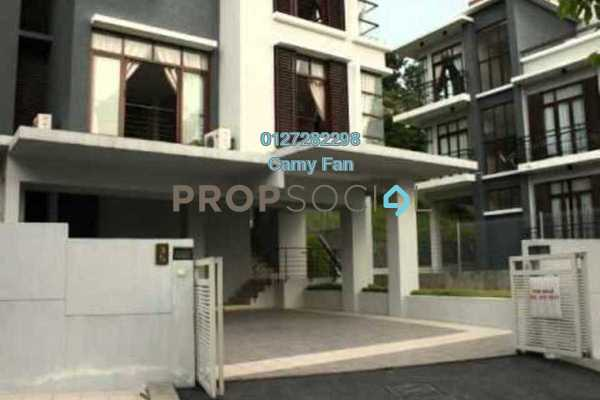 For Rent Semi-Detached at Anjung Tiara, Segambut Freehold Semi Furnished 5R/3B 4.2k