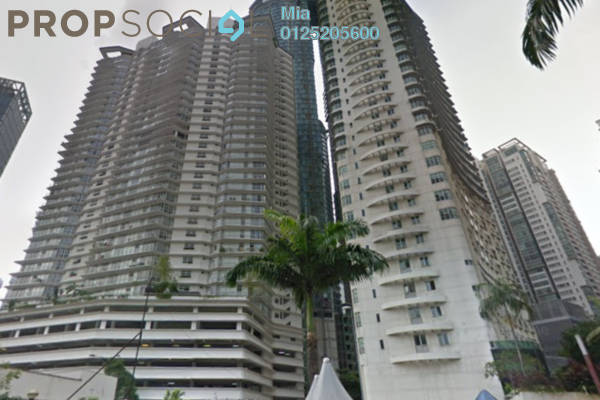 For Sale Condominium at Idaman Residence, KLCC Freehold Unfurnished 0R/0B 1.44m