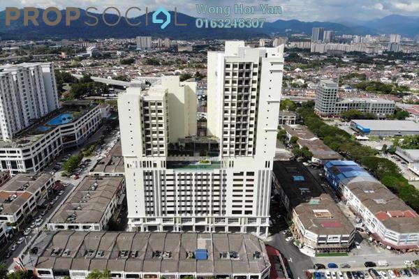 For Sale Serviced Residence at Vim 3, Bandar Menjalara Freehold Unfurnished 2R/1B 427k