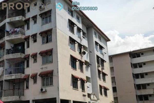 For Sale Apartment at Taman Bukit Rawang Jaya, Rawang Freehold Unfurnished 0R/0B 100k