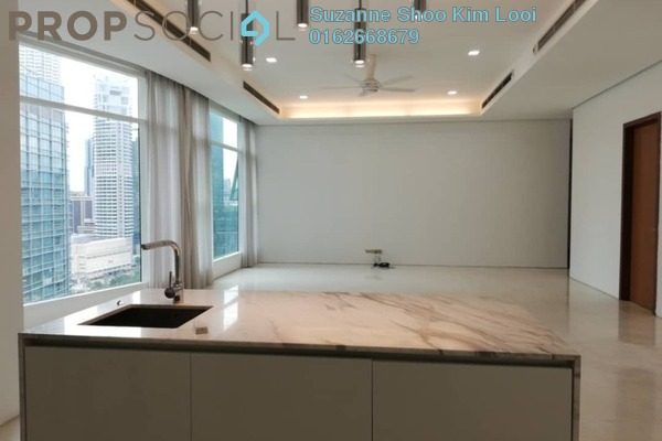 For Rent Condominium at Quadro Residences, KLCC Freehold Semi Furnished 5R/4B 7.9k