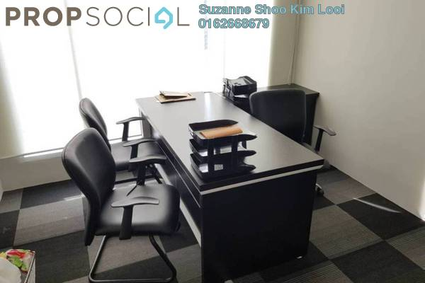 For Rent Office at Soho Suites, KLCC Freehold Semi Furnished 0R/0B 3.2k