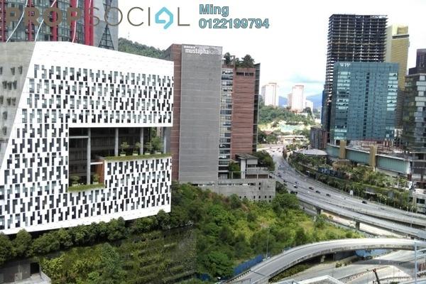 For Rent SoHo/Studio at Neo Damansara, Damansara Perdana Freehold Semi Furnished 1R/1B 1k