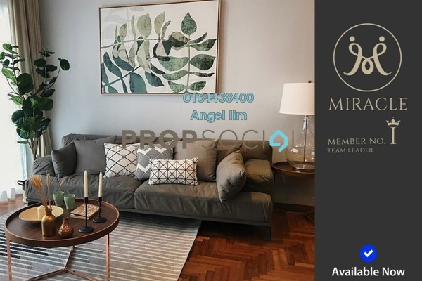 For Rent Condominium at The Mews, KLCC Freehold Fully Furnished 1R/1B 5k