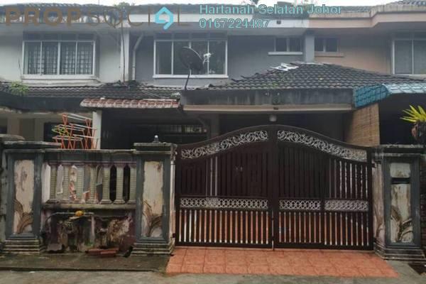 For Sale Terrace at Taman Mesra, Senai Freehold Unfurnished 4R/3B 360k