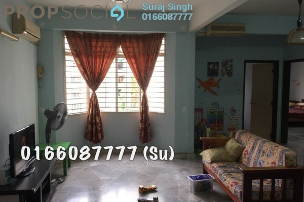 For Rent Condominium at Goodyear Court 10, UEP Subang Jaya Freehold Fully Furnished 3R/2B 1.4k
