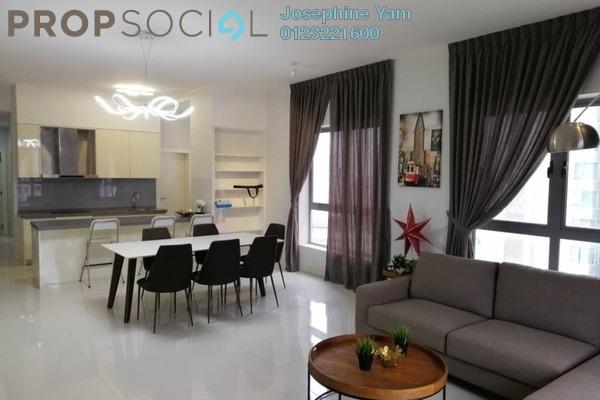 For Rent Condominium at 6 Ceylon, Bukit Ceylon Freehold Fully Furnished 3R/2B 5k