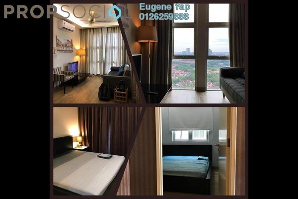 For Rent Serviced Residence at Metropolitan Square, Damansara Perdana Freehold Fully Furnished 2R/2B 2k