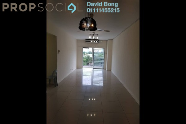 For Rent Condominium at Casa Idaman, Jalan Ipoh Freehold Semi Furnished 3R/2B 1.45k