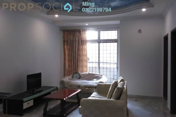 For Rent Apartment at Lagoon Perdana, Bandar Sunway Freehold Fully Furnished 3R/2B 1.1k