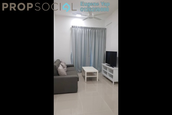 For Rent Serviced Residence at Suria @ North Kiara, Segambut Freehold Fully Furnished 2R/2B 2k