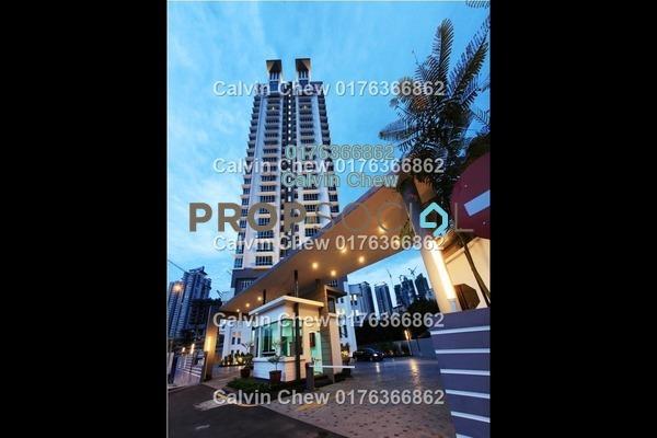 For Sale Condominium at Aston Kiara 3, Mont Kiara Freehold Unfurnished 3R/0B 551k