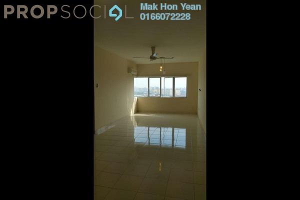 For Rent Condominium at Koi Kinrara, Bandar Puchong Jaya Freehold Semi Furnished 3R/2B 1.5k