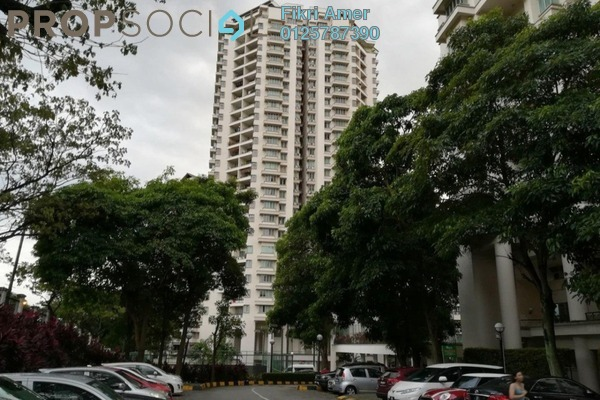 For Sale Condominium at Riana Green, Tropicana Leasehold Unfurnished 3R/2B 650k