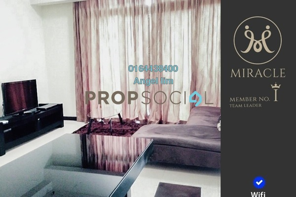 For Rent Condominium at Hampshire Residences, KLCC Freehold Fully Furnished 1R/1B 2.7k