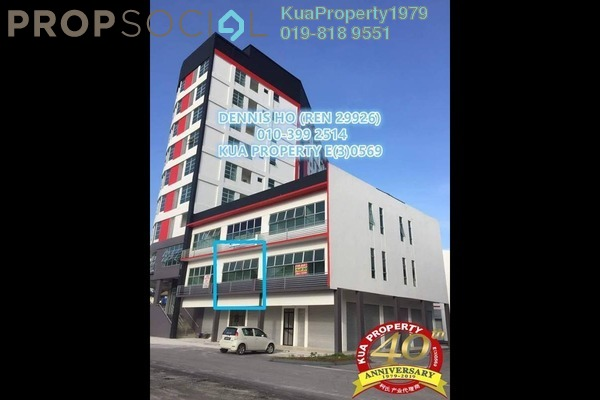 For Rent SoHo/Studio at City Square Serviced Apartment, Kuching Freehold Unfurnished 0R/0B 800translationmissing:en.pricing.unit