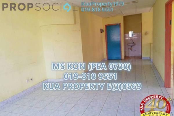 For Rent Apartment at MJC Batu Kawah, Kuching Freehold Unfurnished 2R/1B 500translationmissing:en.pricing.unit