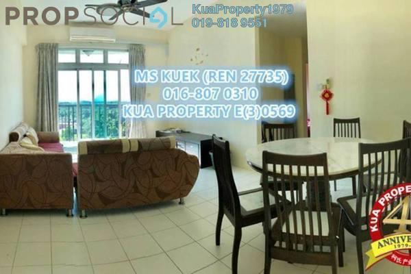 For Rent Condominium at MJC Batu Kawah, Kuching Freehold Fully Furnished 3R/2B 1.3k