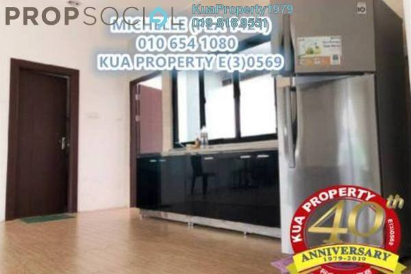 For Rent Condominium at Tribeca, Kuching Freehold Unfurnished 3R/2B 2.3k