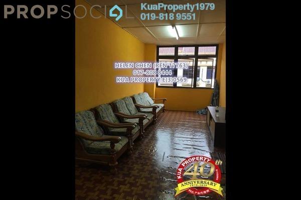 For Rent Apartment at MJC Batu Kawah, Kuching Freehold Semi Furnished 2R/1B 680translationmissing:en.pricing.unit