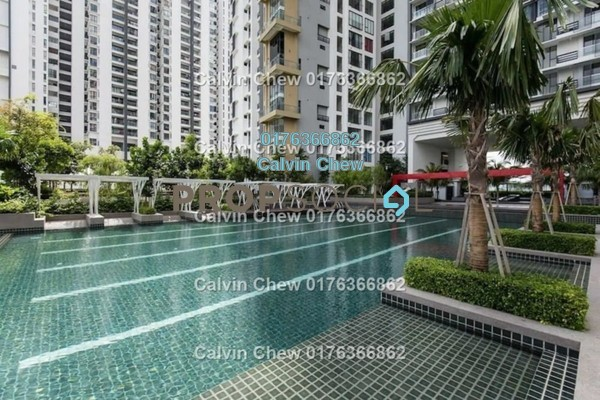 For Sale Condominium at You Vista @ You City, Batu 9 Cheras Freehold Unfurnished 3R/0B 510k