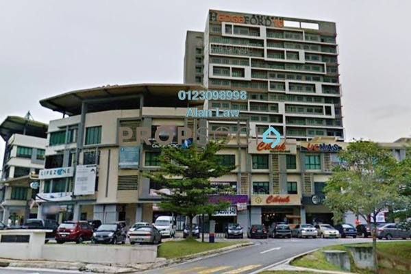 For Sale Office at Hedgeford 10 Residences, Wangsa Maju Freehold Unfurnished 0R/1B 1.1m