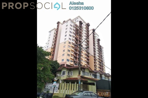 For Sale Condominium at Suria Damansara, Kelana Jaya Freehold Unfurnished 0R/0B 450k