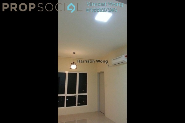 For Rent Condominium at Imperial Residence, Cheras South Freehold Unfurnished 4R/3B 1.6k