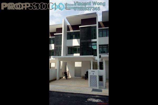 For Sale Villa at Cristal Residence, Cyberjaya Freehold Unfurnished 4R/4B 1.45m