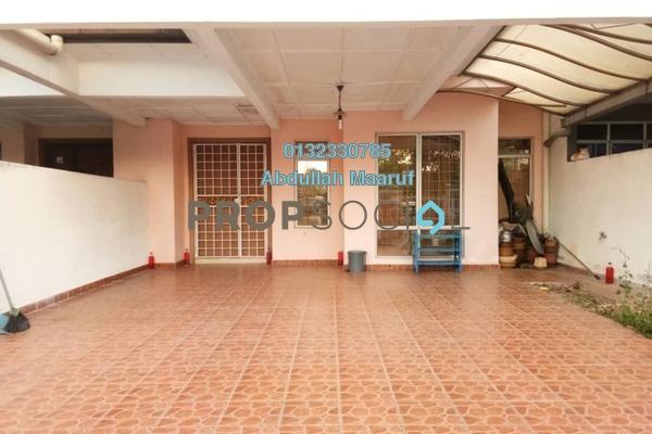 For Sale Terrace at Bandar Sri Putra, Bandar Seri Putra Leasehold Semi Furnished 4R/3B 650k