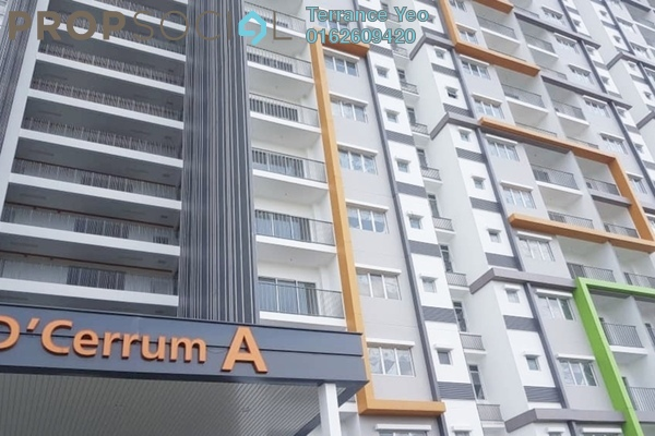 For Rent Apartment at D'Cerrum @ Setia EcoHill, Semenyih Freehold Unfurnished 3R/2B 700translationmissing:en.pricing.unit