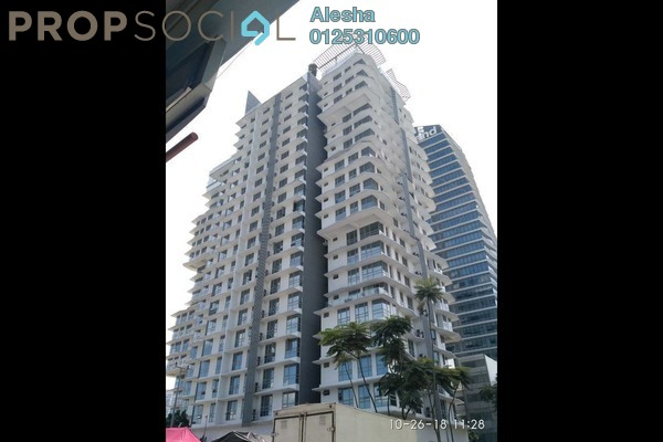 For Sale Condominium at Cascades, Kota Damansara Freehold Unfurnished 0R/0B 284k