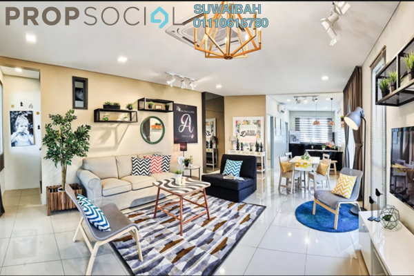 For Sale Terrace at D'Mayang Sari, Nilai Freehold Unfurnished 4R/3B 540k