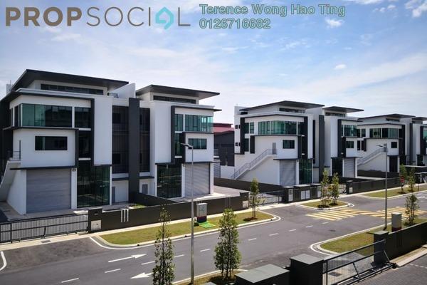 For Rent Factory at Nouvelle Industrial Park, Kota Puteri Freehold Unfurnished 0R/0B 12k
