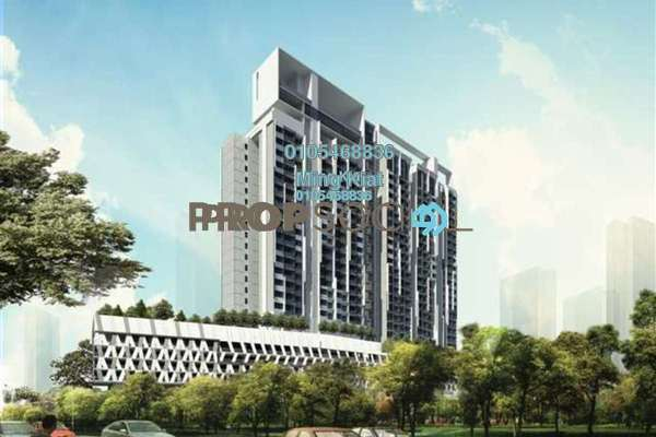 For Sale SoHo/Studio at The Pano, Sentul Leasehold Unfurnished 0R/1B 515k